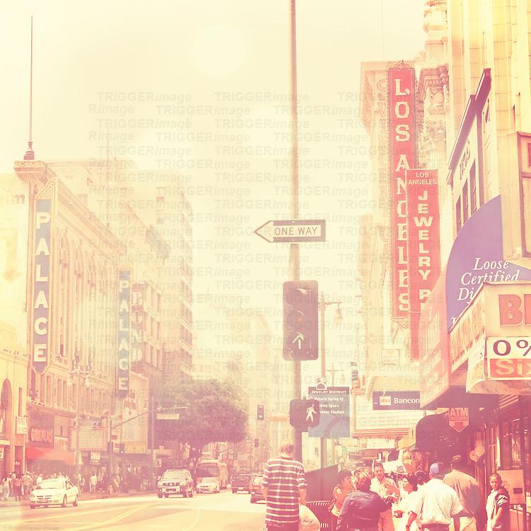 a Sunday stroll through downtown LA