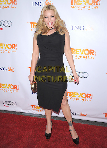 Taylor Dayne.Trevor Live at The Hollywood Palladium in Hollywood, California, USA..December 4th, 2011  .full length black dress .CAP/RKE/DVS.©DVS/RockinExposures/Capital Pictures.