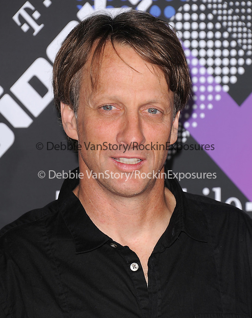 Tony Hawk at The T-Mobile Sidekick 4G Launch Party held at a private lot in Beverly Hills, California on April 20,2011                                                                               © 2010 Hollywood Press Agency