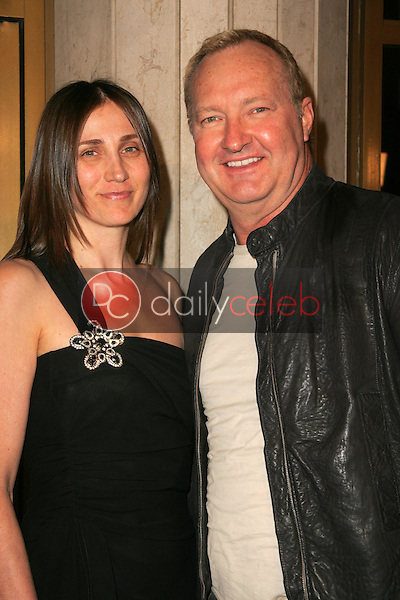Evi Quaid and Randy Quaid<br />