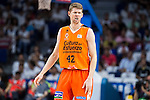 Valencia Basket's Peterson during the first match of the Semi Finals of Liga Endesa Playoff at Barclaycard Center in Madrid. June 02. 2016. (ALTERPHOTOS/Borja B.Hojas)