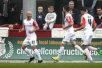 Dagenham & Redbridge vs Luton Town 01-11-15