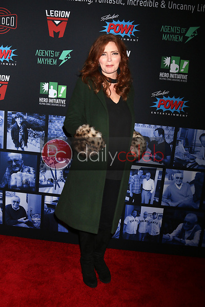 """Brigid Brannagh<br /> at """"Excelsior! A Celebration of the Amazing, Fantastic, Incredible & Uncanny Life of Stan Lee,"""" TCL Chinese Theater, Hollywood, CA 01-30-19<br /> David Edwards/DailyCeleb.com 818-249-4998"""