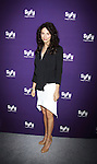 Joanne Kelly - Warehouse 13 at the Syfy Upfront 2012 on April 24, 2012 at the American Museum of Natural History, New York City  (Photo by Sue Coflin/Max Photos)