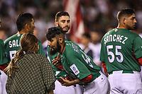 Sergio Romo secretea.<br /> Aspectos del partido Mexico vs Italia, durante Cl&aacute;sico Mundial de Beisbol en el Estadio de Charros de Jalisco.<br /> Guadalajara Jalisco a 9 Marzo 2017 <br /> Luis Gutierrez/NortePhoto.com