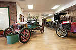 Historic early 20th century automobile collection, Humboldt Museum, WInnemucca, Nevada