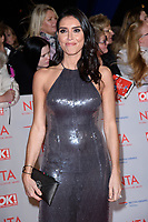 Christine Bleakley at the National Television Awards 2018 at the O2 Arena, Greenwich, London, UK. <br /> 23 January  2018<br /> Picture: Steve Vas/Featureflash/SilverHub 0208 004 5359 sales@silverhubmedia.com