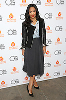 Sarah-Jane Crawford arriving for The Other Ball charity Gala held at One Mayfair, London. 04/06/2014 Picture by: James Smith / Featureflash