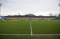 General view of the ground during Slovakia Under-21 vs England C, International Challenge Trophy Football at Mestsky Stadion on 8th November 2017