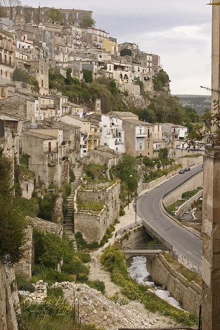 Ragusa, Sicily, Italy,