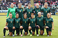 Italy Team line-up <br /> Castel di Sangro 12-11-2019 Stadio Teofolo Patini <br /> Football UEFA WomenÕs EURO 2021 <br /> Qualifying round - Group B <br /> Italy - Malta<br /> Photo Cesare Purini / Insidefoto