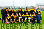 The Austin Stacks Team who took part in the Denis O'Connor/Lee Strand U13 Invitational Football Tournament at Austin Stacks Gaa Club, Tralee on Saturday