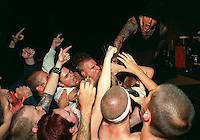 Agnostic Front at the Tower Theater.<br />