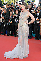 "Roxane Mesquida attending the ""On the Road"" Premiere during the 65th annual International Cannes Film Festival in Cannes, 23.05.2012..Credit: Timm/face to face"