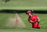 Canterbury player Jessica Crosbie. Day One of the Toro Interprovincial Women's Championship, Sherwood Golf Club, Whangarei,  New Zealand. Thursday 7 December 2017. Photo: Simon Watts/www.bwmedia.co.nz