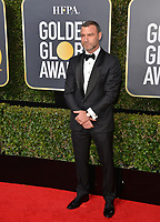 Liev Schreiber at the 75th Annual Golden Globe Awards at the Beverly Hilton Hotel, Beverly Hills, USA 07 Jan. 2018<br /> Picture: Paul Smith/Featureflash/SilverHub 0208 004 5359 sales@silverhubmedia.com