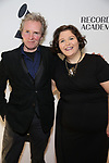 Andreas Meyer and Rebecca Winman attends the 61st Annual Grammy Nominee Celebration at Second on January 28, 2019 in New York City.