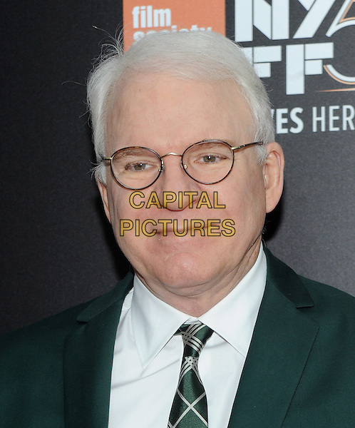 NEW YORK, NY - OCTOBER 14:  Actor Steve Martin attends the 54th New York Film Festival 'Billy Lynn's Long Halftime Walk' screening at AMC Lincoln Square Theater on October 14, 2016 in New York City. <br /> CAP/MPI/JP<br /> &copy;JP/MPI/Capital Pictures
