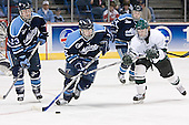 Jon Jankus, Keith Johnson (Bret Tyler) Chris Lawrence - The University of Maine Black Bears defeated the Michigan State University Spartans 5-4 on Sunday, March 26, 2006, in the NCAA East Regional Final at the Pepsi Arena in Albany, New York.