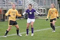 Girls Soccer Semi-State vs Snider 10-28-08