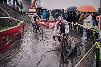 Tom Meeusen (BEL/Corendon-Circus)<br /> <br /> Superprestige cyclocross Hoogstraten 2019 (BEL)<br /> Elite Men's Race<br /> <br /> &copy;kramon