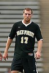 22 August 2008: Wake Forest's Cody Arnoux. The Wake Forest University Demon Deacons defeated the Virginia Commonwealth University Rams 2-1 at Fetzer Field in Chapel Hill, North Carolina in an NCAA Division I Men's college soccer game.