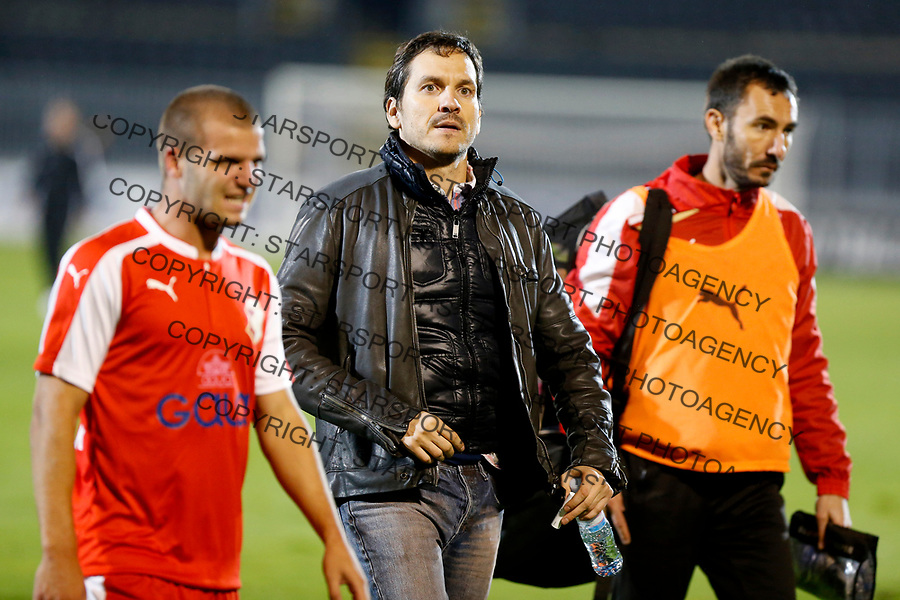 Fudbal Super League Season 2017-2018<br /> Partizan vs Napredak<br /> Marko Miskovic<br /> Beograd, 17.09.2017.<br /> foto: Marko Djokovic/Starsportphoto &copy;