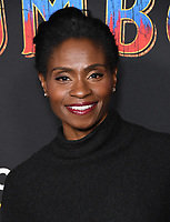 11 March 2019 - Hollywood, California - Adina Porter. &quot;Dumbo&quot; Los Angeles Premiere held at Ray Dolby Ballroom. Photo <br /> CAP/ADM/BT<br /> &copy;BT/ADM/Capital Pictures