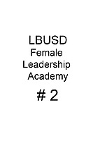 LBUSD Female Leadership Academy #2