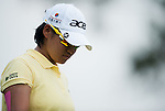 CHON BURI, THAILAND - FEBRUARY 16:  Yani Tseng of Taiwan looks down on the 4th hole during day one of the LPGA Thailand at Siam Country Club on February 16, 2012 in Chon Buri, Thailand.  Photo by Victor Fraile / The Power of Sport Images