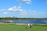 Andrew Putnam (USA) during the third round of the Northern Trust played at Liberty National Golf Club, Jersey City, USA. 10/08/2019<br /> Picture: Golffile | Michael Cohen<br /> <br /> All photo usage must carry mandatory copyright credit (© Golffile | Michael Cohen)