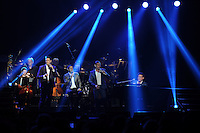 MIAMI BEACH, FL - SEPTEMBER 20: David Miller, Carlos Marin, Urs Buhler and Sebastien Izambard of Il Divo perform at the Fillmore on September 20, 2016 in Miami Beach, Florida. Credit: mpi04/MediaPunch