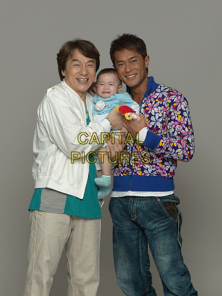 JACKIE CHAN & LOUIS KOO.in Rob-B-Hood (Bo bui gai wak).*Editorial Use Only*.Ref: PLF.www.capitalpictures.com.sales@capitalpictures.com.Supplied by Capital Pictures.