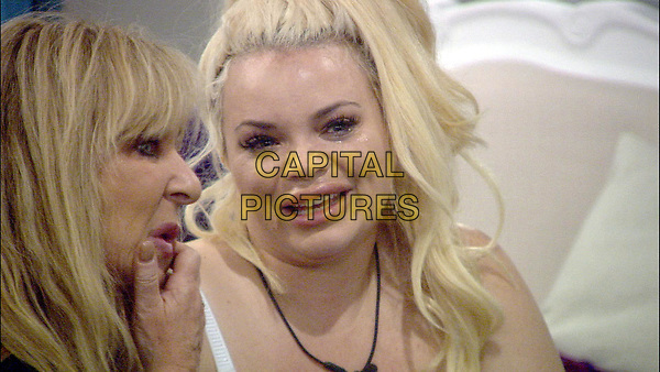 Celebrity Big Brother 2017<br /> Helen Lederer and Trisha Paytas.<br /> *Editorial Use Only*<br /> CAP/KFS<br /> Image supplied by Capital Pictures