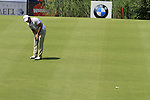 Pablo Larrazabal putts on the 4th green during Day 3 of The BMW International Open Munich at Eichenried Golf Club, 26th June 2010 (Photo by Eoin Clarke/GOLFFILE).