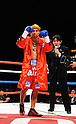 Terdsak Kokietgym (THA),.APRIL 6, 2012 - Boxing :.Terdsak Kokietgym of Thailand poses before the WBC super featherweight title bout at Tokyo International Forum in Tokyo, Japan. (Photo by Mikio Nakai/AFLO)