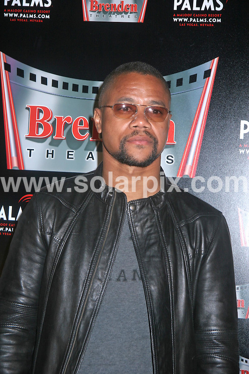**ALL ROUND PICTURES FROM SOLARPIX.COM**.**SYNDICATION RIGHTS FOR UK, SPAIN, POTUGAL, AUSTRALIA, S.AFRICA & DUBAI (U.A.E) ONLY**.Cuba Gooding Jr. - Cuba Gooding Jr. Star Dedication at the Brenden Theatres Palms Hotel - Brenden Theatres Palms Hotel and Casino - Las Vegas, USA..JOB REF:   3526  PHZ    DATE: 17.03.07.**MUST CREDIT SOLARPIX.COM OR DOUBLE FEE WILL BE CHARGED* *UNDER NO CIRCUMSTANCES IS THIS IMAGE TO BE REPRODUCED FOR ANY ONLINE EDITION WITHOUT PRIOR PERMISSION*