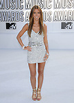 Audrina Patridge at The 2010 MTV Video Music Awards held at Nokia Theatre L.A. Live in Los Angeles, California on September 12,2010                                                                   Copyright 2010  DVS / RockinExposures