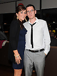 John Wallace from St Finians Park celebrating his 30th birthday in Brú with girlfriend Meave Rath. Photo: www.pressphotos.ie