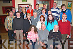 Pictured at the 66th Birthday Party of Timmy O'Connor, Castleisland in The Kingdom Bar, Castleisland on Saturday night.  Timmy is seated centre front with family and friends.