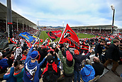 June 3rd 2017, AMI Stadium, Christchurch, New Zealand; Super Rugby; Crusaders versus Highlanders;  Full house. Super Rugby match