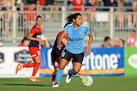 Boyds, MD - Saturday June 25, 2016: Raquel Rodriguez during a United States National Women's Soccer League (NWSL) match between the Washington Spirit and Sky Blue FC at Maureen Hendricks Field, Maryland SoccerPlex.