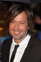 Keith Urban arriving for the Paddington film premiere, at Odeon Leicester Square, London. 23/11/2014 Picture by: Alexandra Glen / Featureflash
