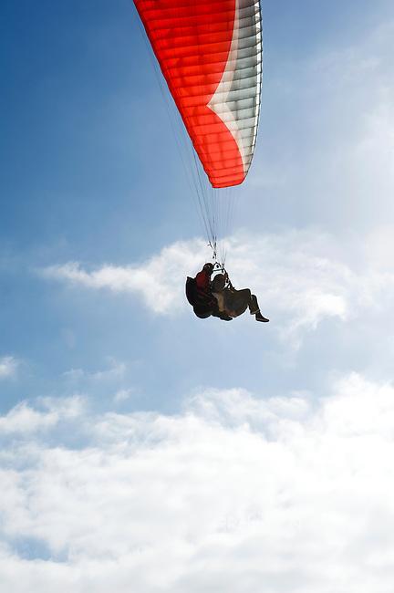 Torrey Pines Glider port near San Diego