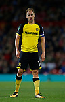 Luke Varney of Burton Albion during the Carabao Cup Third Round match at the Old Trafford Stadium, Manchester. Picture date 20th September 2017. Picture credit should read: Simon Bellis/Sportimage