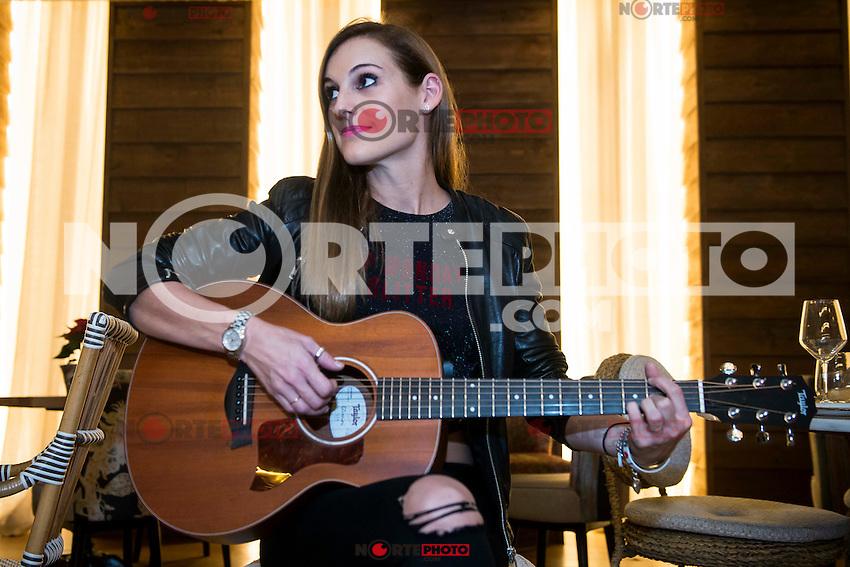 "Spanish singer Conchita pose to the media during the presentation of her last album ""Incendios"" in Madrid, Spain. December 01, 2016. (ALTERPHOTOS/BorjaB.Hojas) /NORTEPHOTO.COM"