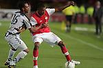 Independiente Santa Fe gano  1x0 a Boyaca Chico en la liga del futbol colombiano