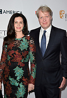 Charles Spencer, 9th Earl Spencer, &amp; wife Karen Spencer, Countess Spencer at the BAFTA Los Angeles BBC America TV Tea Party 2017 at The Beverly Hilton Hotel, Beverly Hills, USA 16 September  2017<br /> Picture: Paul Smith/Featureflash/SilverHub 0208 004 5359 sales@silverhubmedia.com
