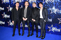 5 Seconds of Summer arriving for the Global Awards 2018 at the Apollo Hammersmith, London, UK. <br /> 01 March  2018<br /> Picture: Steve Vas/Featureflash/SilverHub 0208 004 5359 sales@silverhubmedia.com