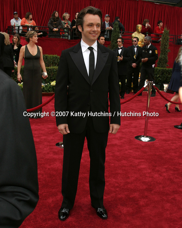 Michael Sheen.79th Annual Academy Awards.Kodak Theater .Hollywood & Highland.Hollywood, CA.February 25, 2007.©2007 Kathy Hutchins / Hutchins Photo....